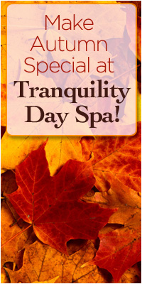 Tranquility Day Spa Specials